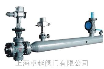 减温减压器-斯派莎克蒸汽减压阀图片