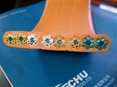H05V3V3H6-F 耐寒型电梯随行控制电缆
