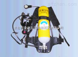 沧州正压式消防空气呼吸器| 正压式消防空气呼吸器技术参数