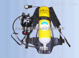 甘肃碳纤维6.8升空气呼吸器3C认证