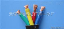 护套屏蔽控制软电缆KFVP