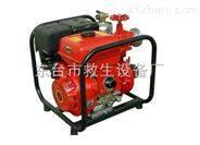 手抬機動消防泵