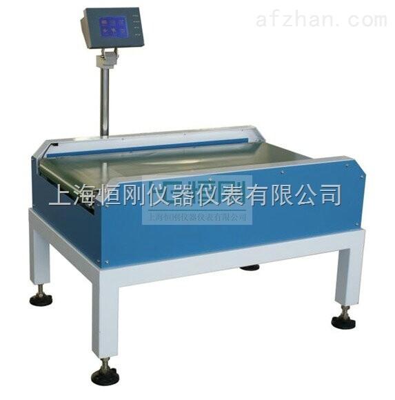 食品厂箱装自动分检衡器