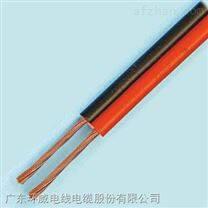 大量RVB2*1.0扁形平行线 环威广东品牌产品 1卷起订 100米/卷