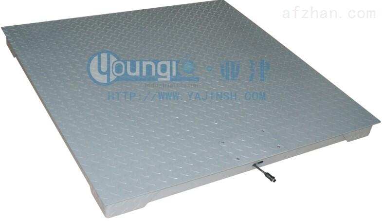 单层碳钢报警功能电子磅