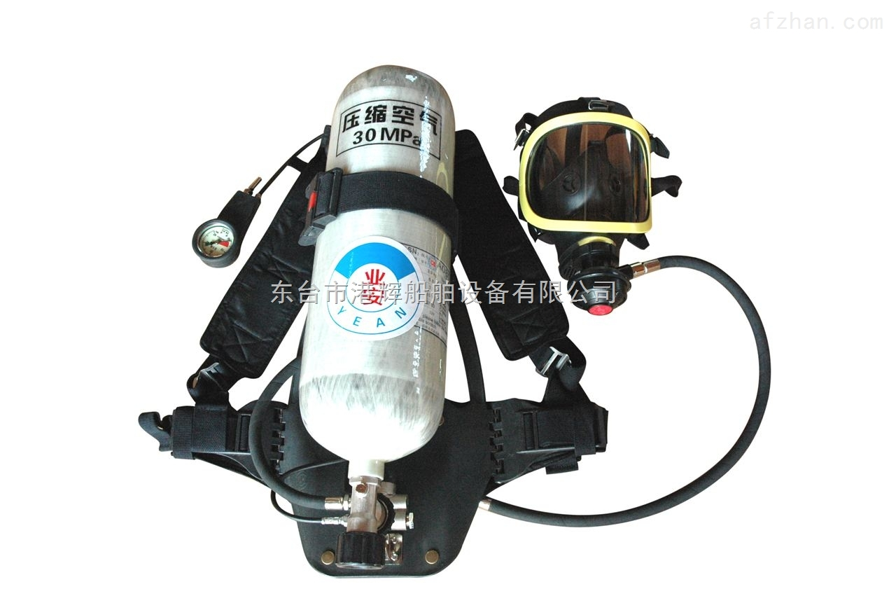 齐齐哈尔消防呼吸器