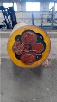 MCP采煤机电缆 3*35+1*16+4*4煤矿用屏蔽电缆
