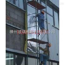 温室猪棚抗震玻璃棉卷保温玻璃丝绵卷