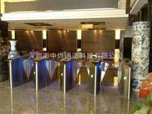 ZYTD中烨通道供应电影院限制时间分类管理刷卡会员非会员翼型闸
