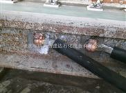 地铁车辆段钢轨与回流线放热焊接