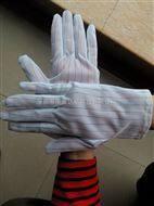 净化级别Z高的防静电手套防静电点塑手套无尘手套