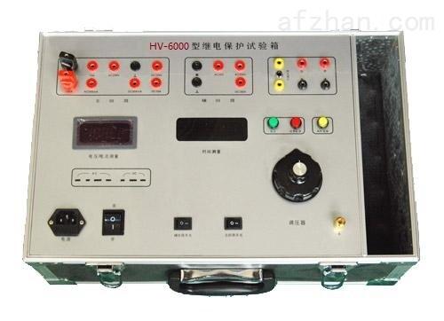 HV-6000单相继电保护测试仪
