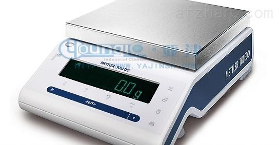进口精密天平梅特勒MS6002S-6200g百分之一电子天平