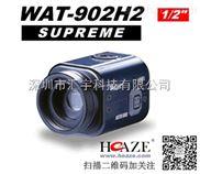 原装正品WATEC超低照度黑白工业摄像机
