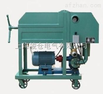 BASY-160板框式加压滤油机生产厂家