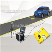 DPV-3000型-移动式车底扫描系统