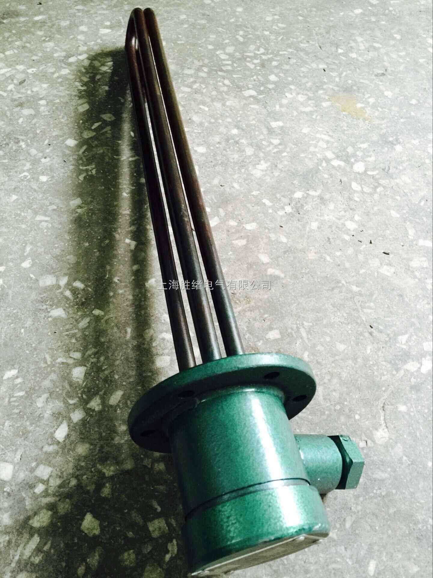 SRY隔爆型管狀電加熱器