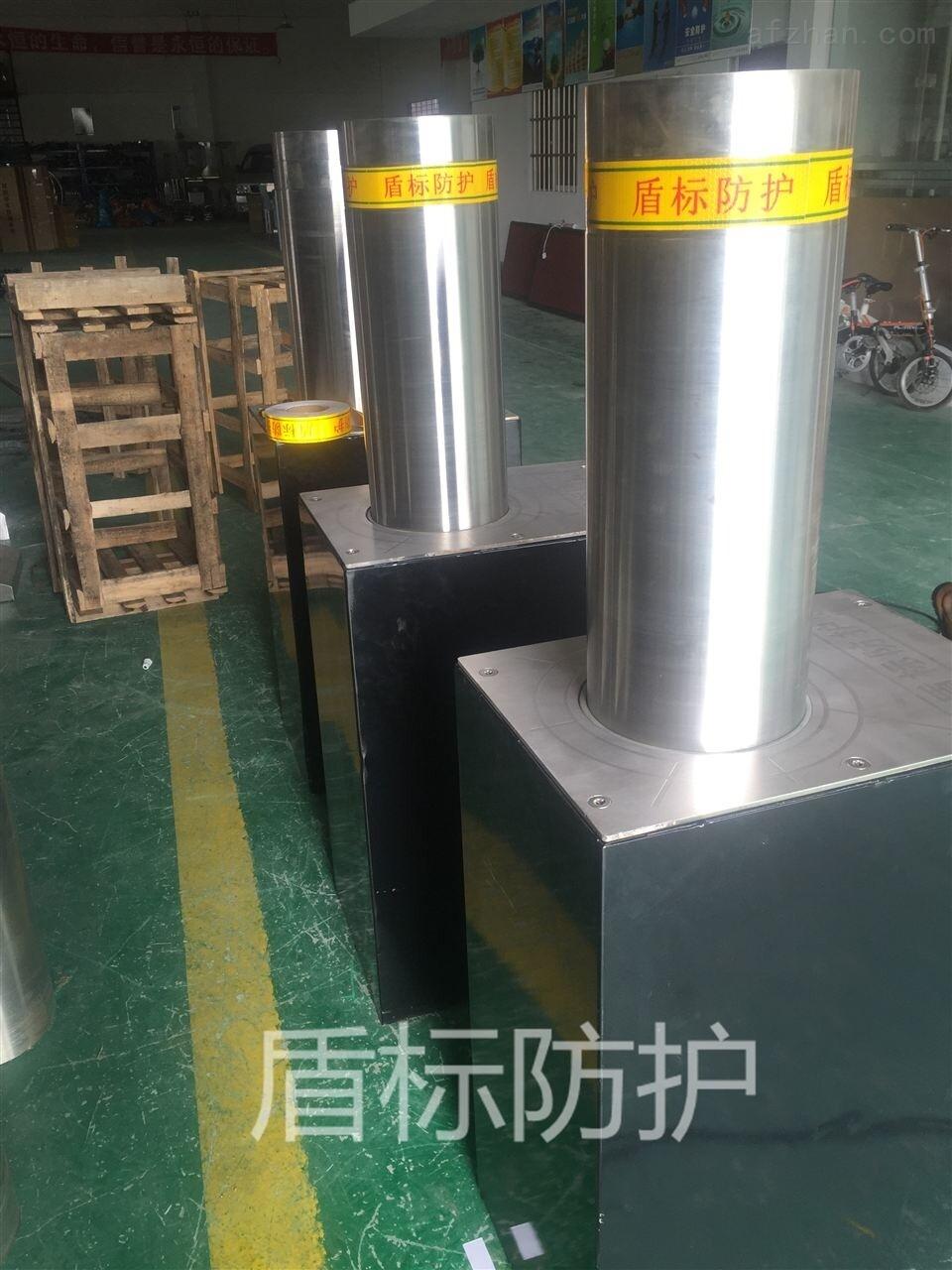 惠州液压防撞柱生产供应商,惠州自动防撞桩厂家价格