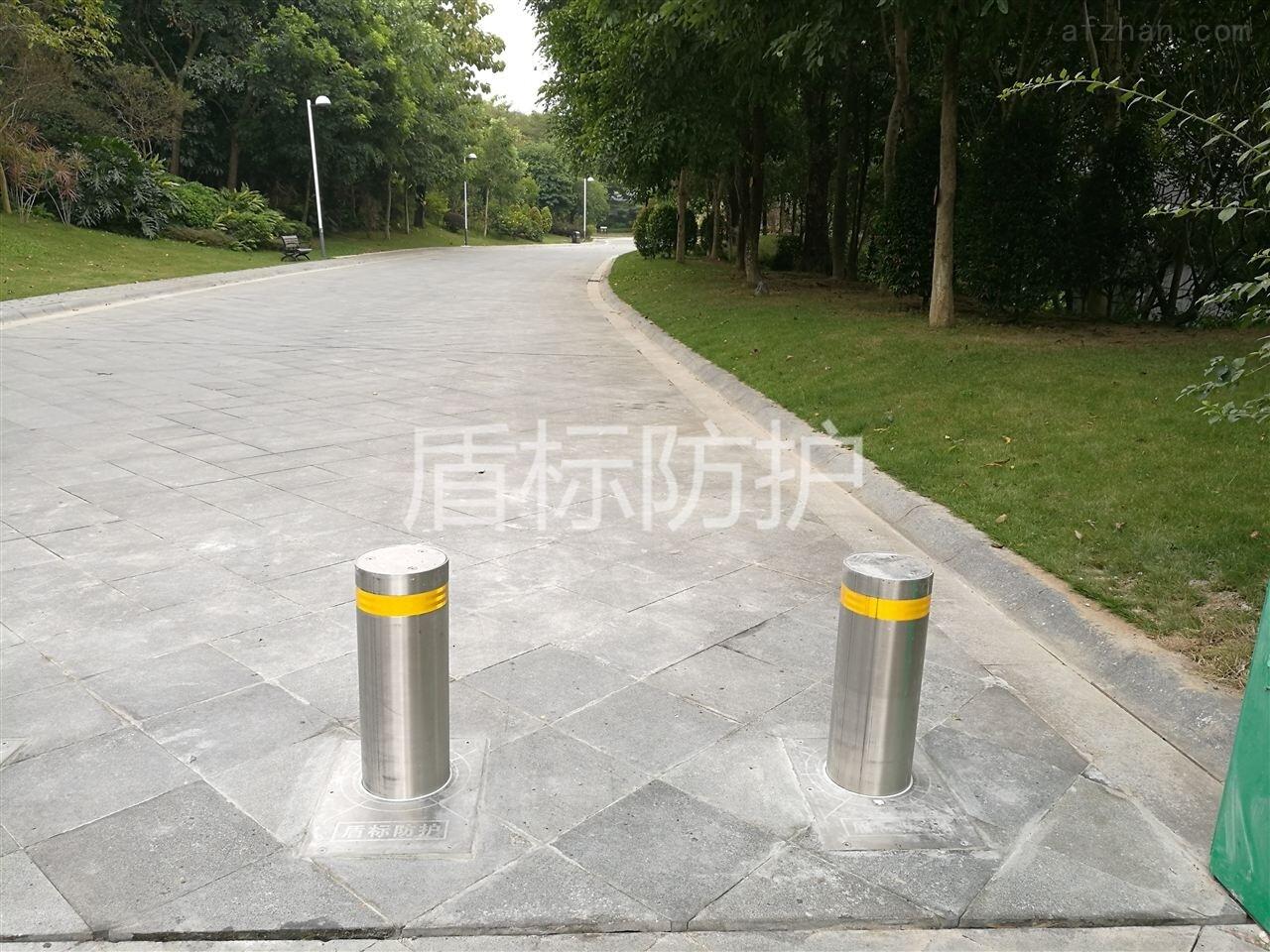山东济南自动升降柱生产厂家