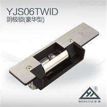 宏泰YJS06TWID陰極鎖 短面板信息反饋 斷電/通電開鎖 智能門禁鎖