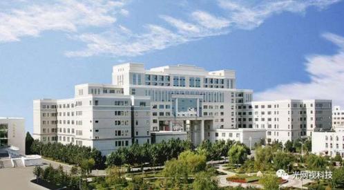 光网视交换机助力黑龙江生态工程职业学院高清视频传输系统