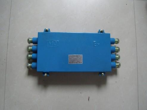 4通矿用光缆接线盒