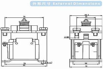 qcc26b-200a/10 qcc26b-200a/10直流接触器