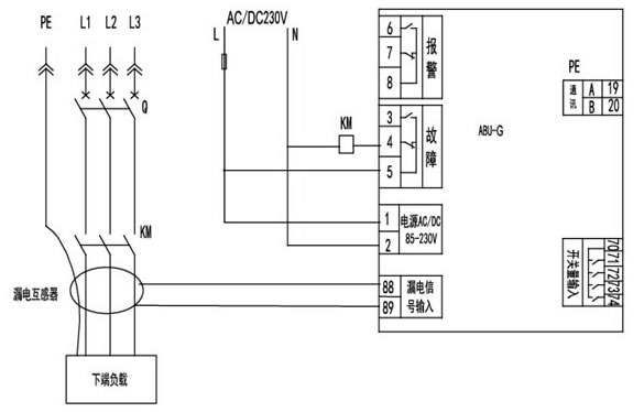 电路 电路图 电子 原理图 585_374