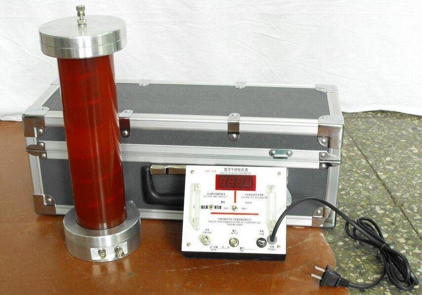 交直流电容分压器使用说明