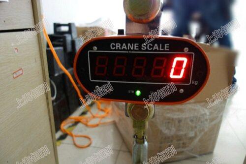 直视型电子吊磅秤