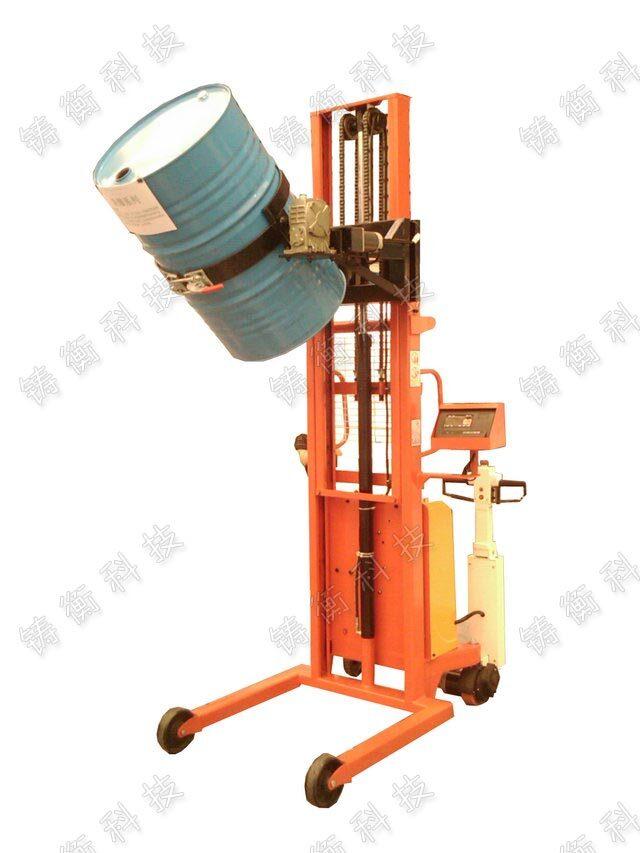 油桶装卸车秤