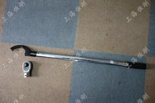 梅花头预置扭力扳手,40-200N.m预置扭力梅花头扳手高强螺栓安装专用
