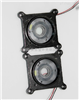 全金属IR-CUT 双滤光片切换器CS 百万高清网络摄像机 监控探头用